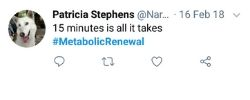 Patricia Stephens metabolic renewal user review