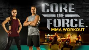 core de force by beachbody on demand