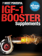 IGF-1 supplements
