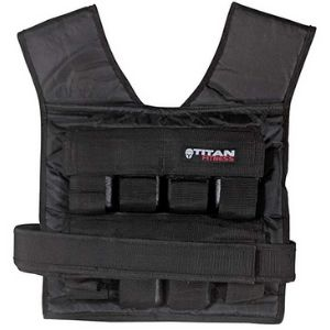 Titan Adjustable Weighted Vest