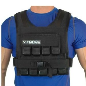 V-Force Adjustable Weight Vest