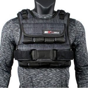 miR Air Flow Weighted Vest with Zipper Option