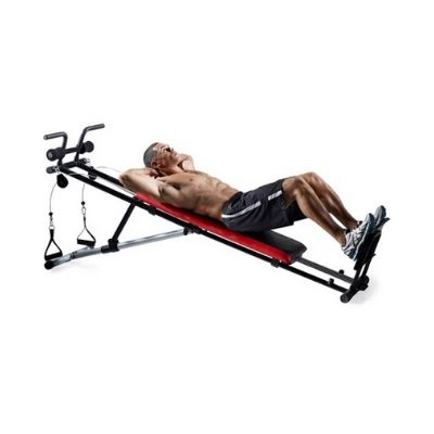 weider ultimate body works abs exercises
