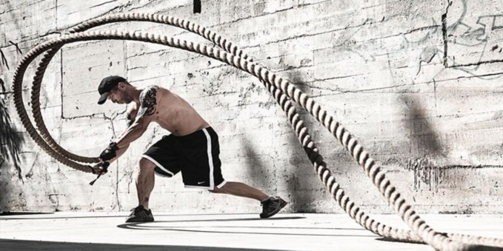 battle rope exercises